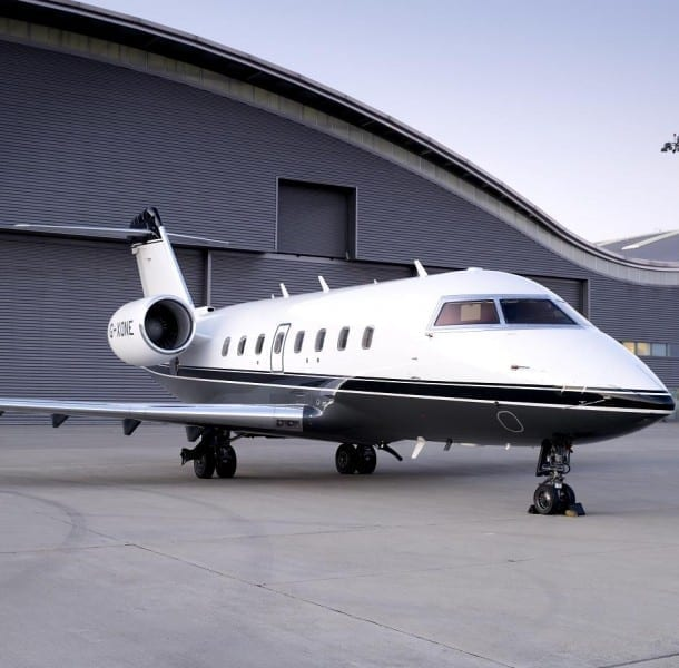 aviation d affaires challenger 604